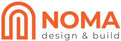 NOMA DESIGN AND BUILD Logo