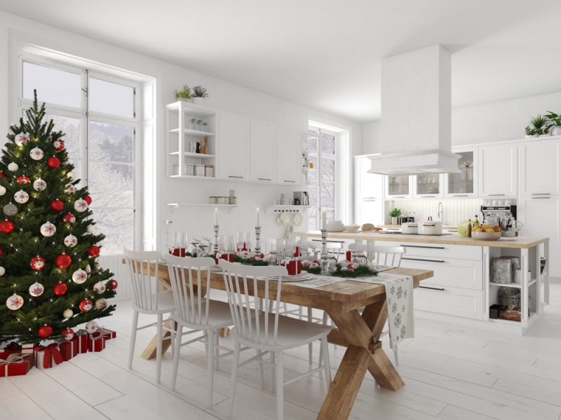 Remodel for the Holidays