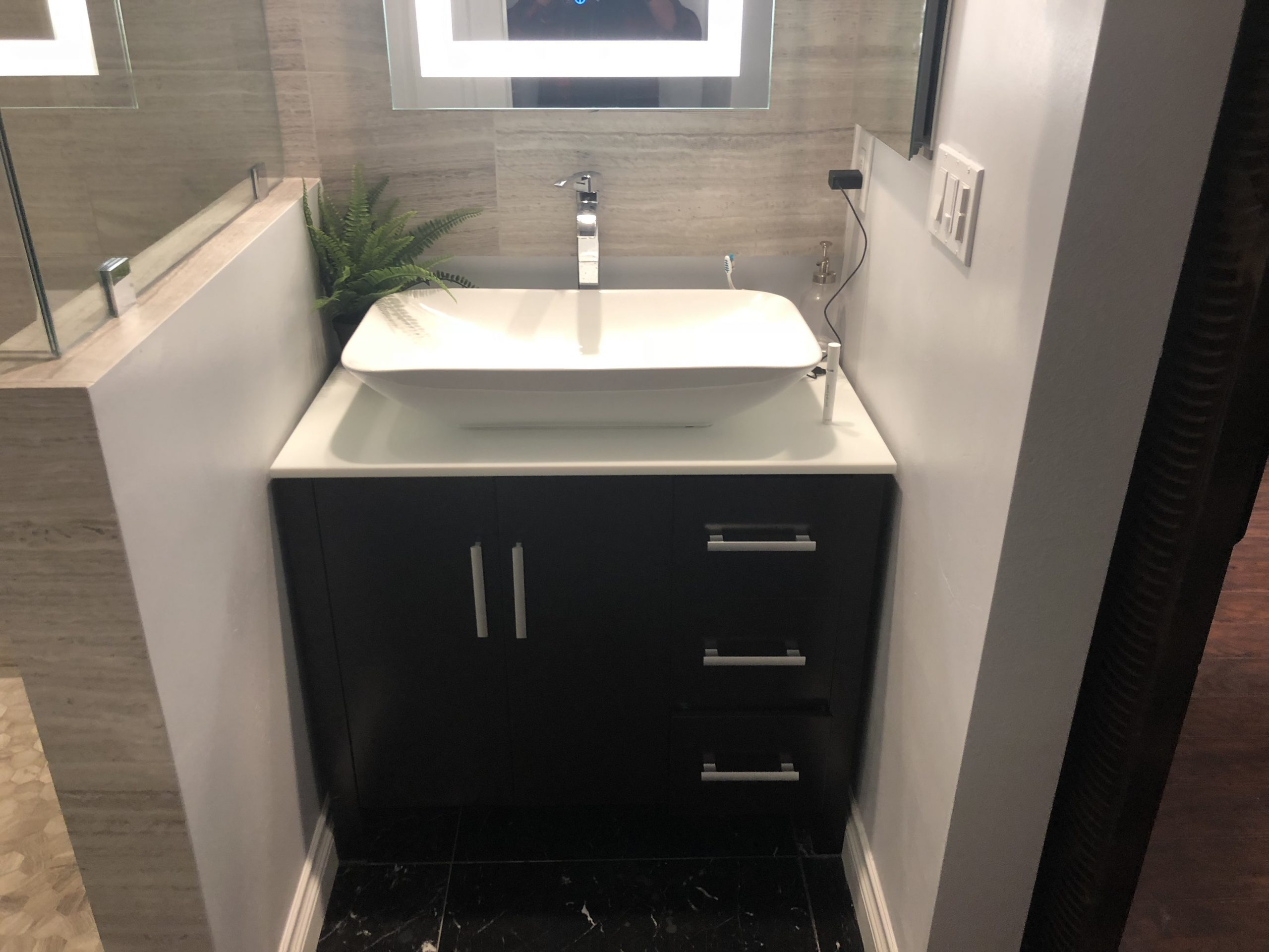 Custom Bathrooms!