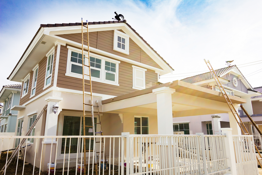 Interior and Exterior House Painting