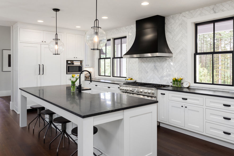 Luxury kitchen remodel in La Mesa