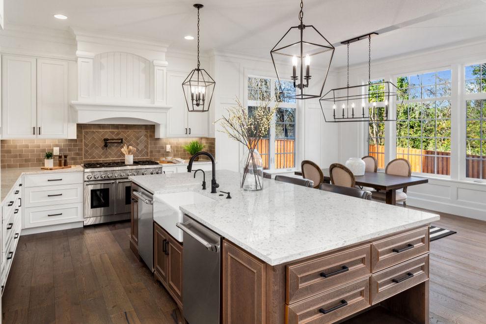 Luxury kitchen remodel in Rancho Bernardo