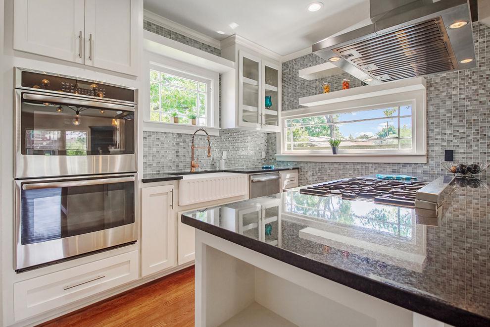 Modern kitchen remodel in San Diego