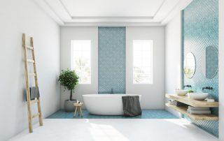 Bathroom tiles trends 2021