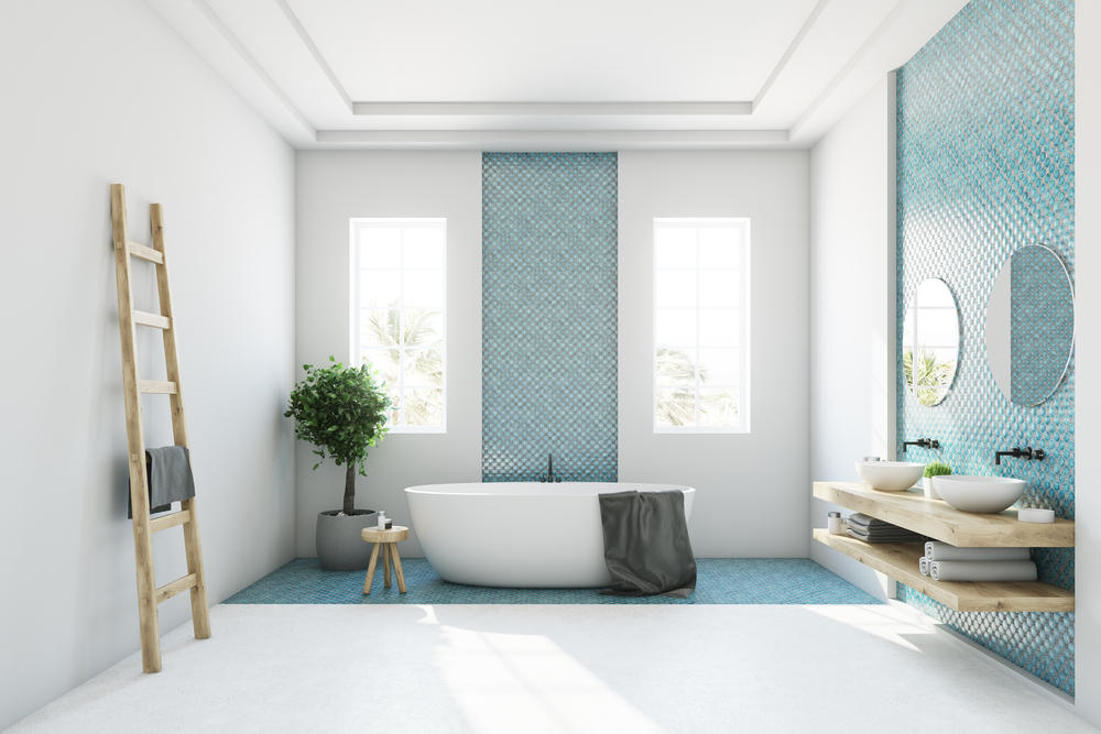 Bathroom tiles trends 2021